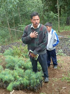 Guatemala - Environmental education for farmers in a rural region.
