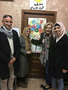 Jerusalem-Silwan - Women and Children Education Center