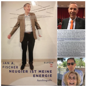 Zurich-Cambridge: The world-famous endocrinologist 'CALCIUM-FISCHER' in his autobiography, which was published on January 2018 - Thank you for appreciating the work of THE DEAR FOUNDATION in the same sentence as Bill & Melinda Gates and Rockefeller!